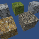 Seamless Textures for Terrains