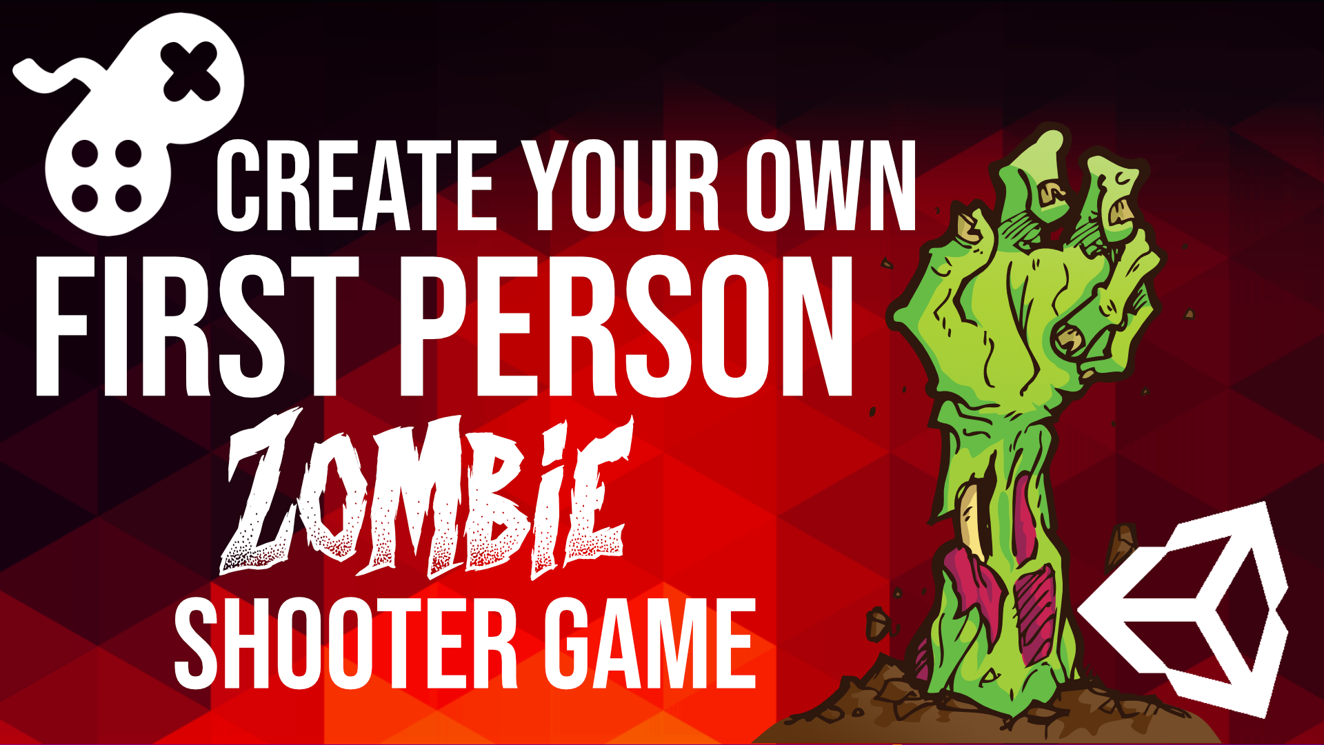 ZombieBannerWithText